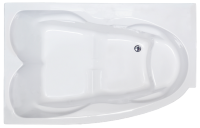 Royal bath Shekespeare RB652100K-L Акриловая ванна 170x110x67