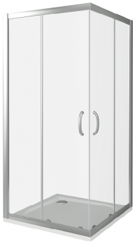 Good Door Infinity CR-90-C-CH Душевой угол
