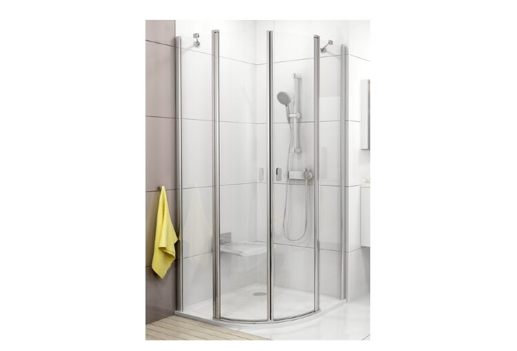 Душевой угол Ravak Chrome CSKK4-90 3Q170U00Z1