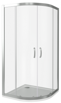 Good Door Infinity R-120-C-CH Душевой угол