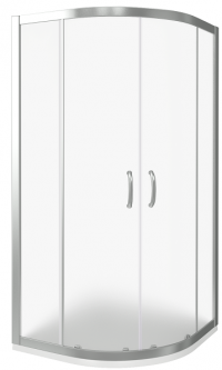 Good Door Infinity R-80-G-CH Душевой угол