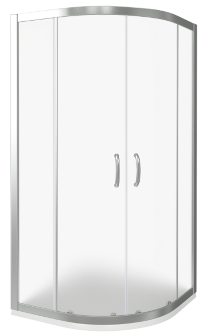 Good Door Infinity R-90-G-CH Душевой угол