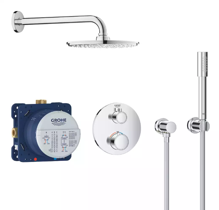 Grohe Grohtherm 34732000 Душевая система