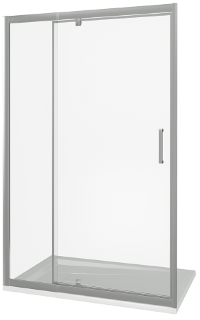 Good Door Orion WTW-PD-140-C-CH Душевая дверь