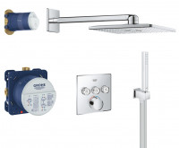 Grohe SmartControl Concealed 34712000 Душевая система